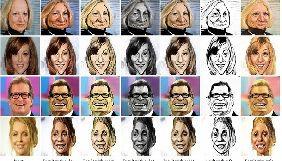 Microsoft розробляє нейромережу, яка малює карикатури
