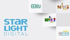 StarLight Digital починає дистрибуцію чотирьох нішевих каналів