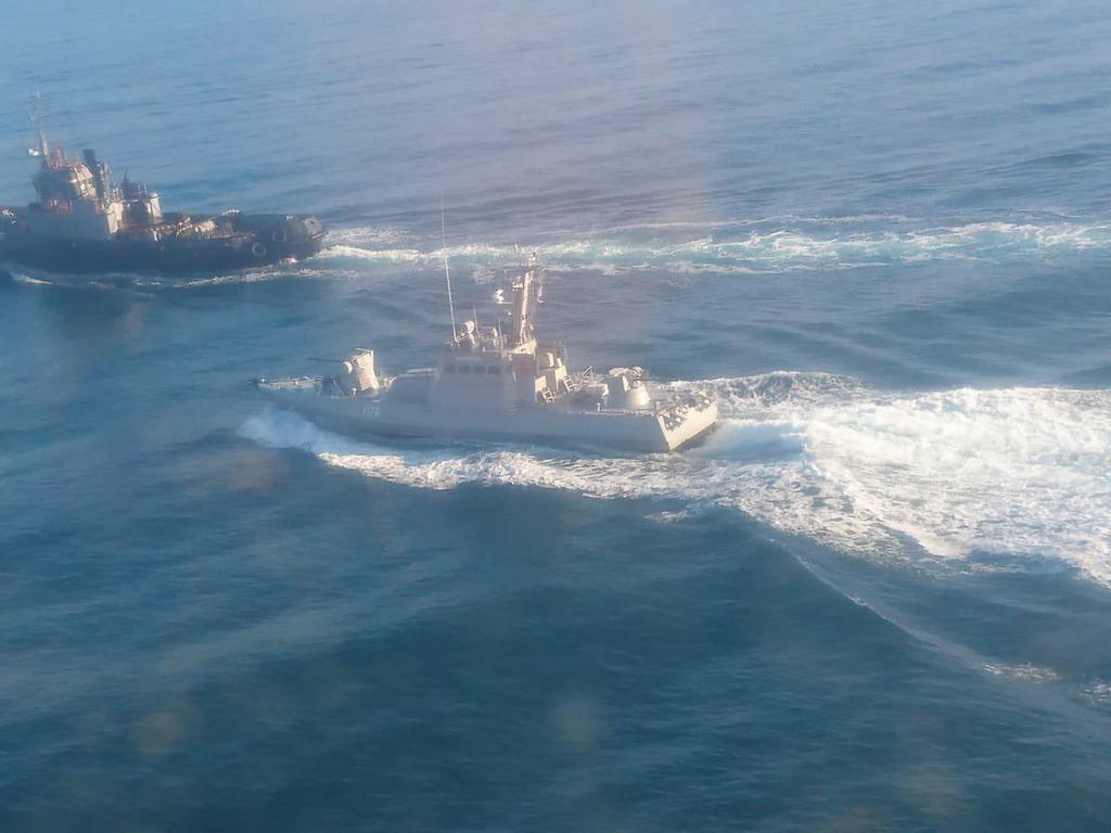 Російські ЗМІ просувають версію про «українську провокацію» в Азовському морі через майбутні вибори – УКМЦ