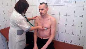 Сенцов активно працює над фільмом та відновлюється, але голодування не пройшло безслідно - Дінзе