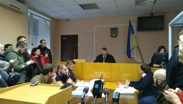 Барабошка арештували на два місяці з можливістю застави у понад 3 млн грн