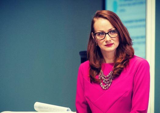 Ірина Соломко залишає посаду керівника відділу комунікацій РПР