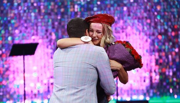 Экс-«пацанку» позвали замуж во время съемок шоу «Кто против блондинок?»