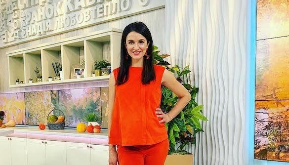Валентина Хамайко родила сына и готовится выйти в эфир