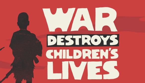 Висвітлення засобами масової інформації теми участі дітей у збройних конфліктах