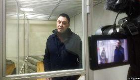 Апеляційний суд залишив Вишинського під вартою до 28 грудня