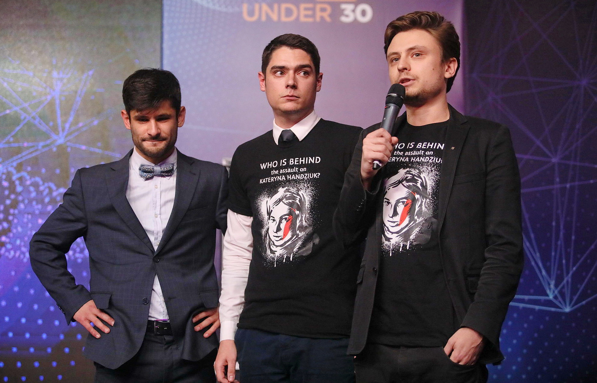 Четверо переможців премії Kyiv Post відмовилися від нагород через Пінчука