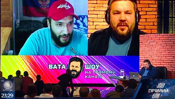 Испанский стыд, или «Вата-шоу» на Прямом