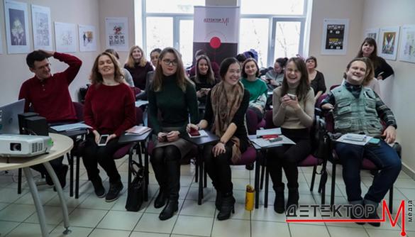 ГО «Детектор медіа» запустила «Школу якісних медіа»