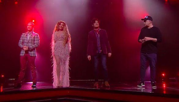 Названа четверка финалистов девятого сезона «Х-фактора»