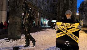 У Москві більше 100 днів поспіль влаштовують протести з вимогою обміну Сенцова та інших політв'язнів