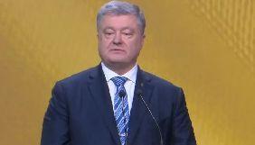 Порошенко на прес-конференції відповів на запитання про Медведчука, фінансування Суспільного та вбивство Шеремета