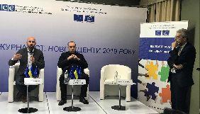 Павло Казарін: Журналістська професія стала полем битви
