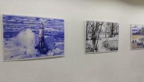 У Брюсселі відкрилася виставка художніх робіт Романа Сущенка