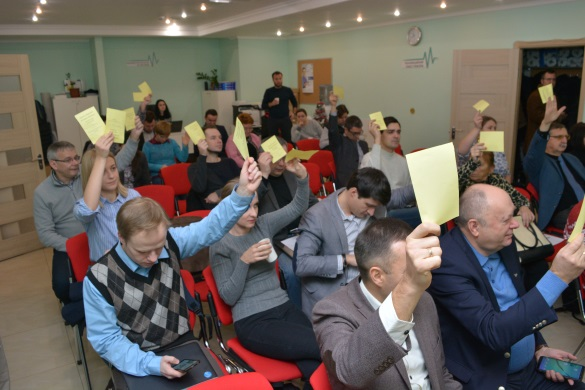 Обрано новий склад керівного органу Реанімаційного пакету реформ