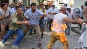 У Тунісі почалися протести через самоспалення журналіста