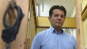 Російські тюремники помістили Сущенка у карцер – Денісова