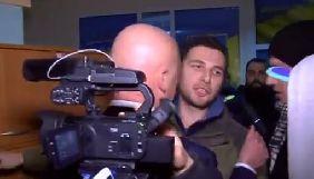 Журналіст «Радіо Свободи» подав заяви до поліції та Держбюро розслідувань через інцидент із мером Одеси