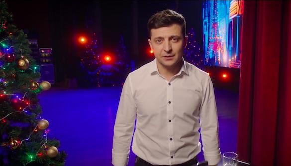 На «1+1» проигнорировали речь президента Украины в пользу обещания Зеленского баллотироваться (ДОПОЛНЯЕТСЯ)