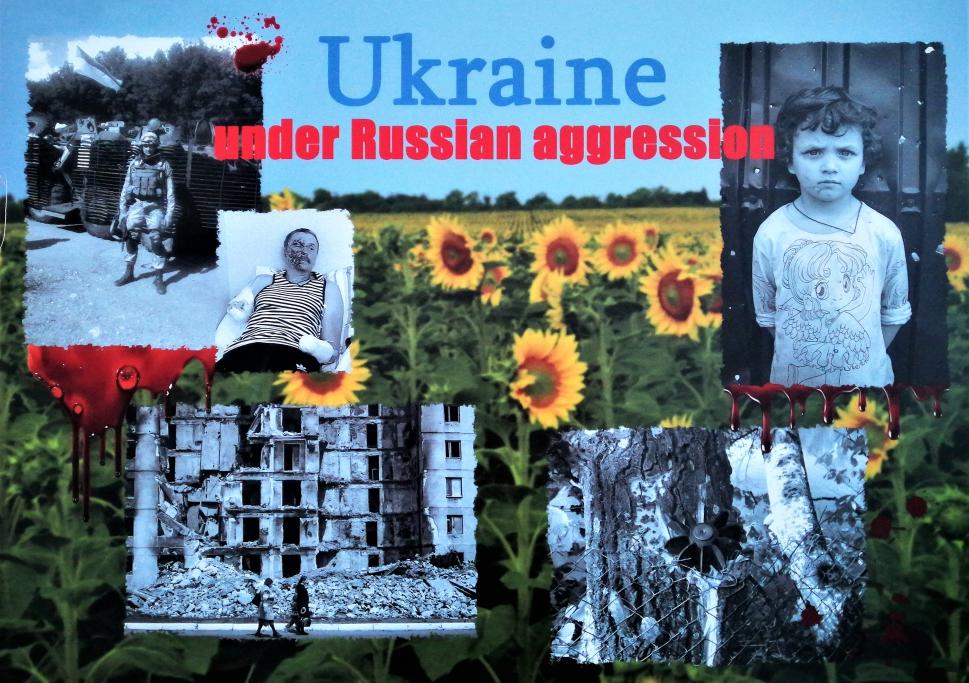 У посольстві України в Угорщині іноземним послам презентували відеоролик про російську агресію
