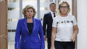 У РФ досі не дали відповідей на минулорічні звернення щодо дотримання прав Сенцова та Сущенка - Денісова