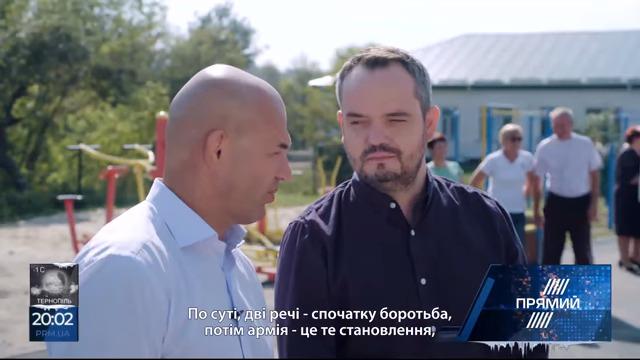 Василь Голованов зняв фільм про Ігоря Кононенка, що вийшов на 5-му та Прямому каналах