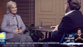 Юлія Литвиненко більше не працює на Прямому каналі – Євгенія Захарова