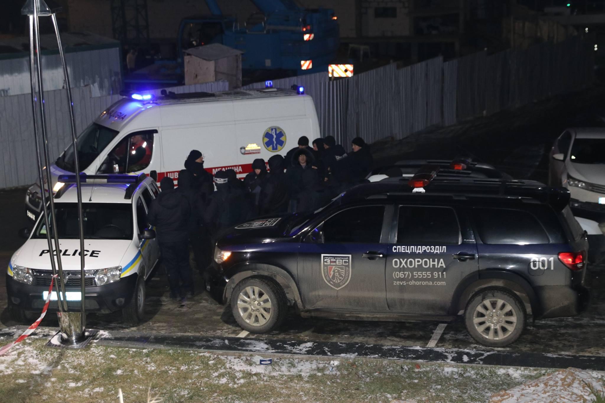 Одеський 7 канал повідомляє про перешкоджання приватною охороною