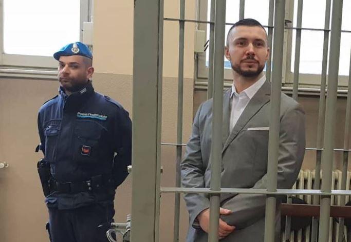 Підсудному Марківу вперше надали слово у справі про вбивство італійського фоторепортера