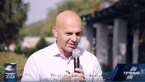 Кононенко и Голованов в главных ролях фильма для региональных СМИ