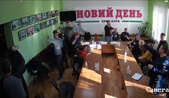 Арлем Дезір закликав Україну розслідувати стрілянину в херсонському прес-клубі