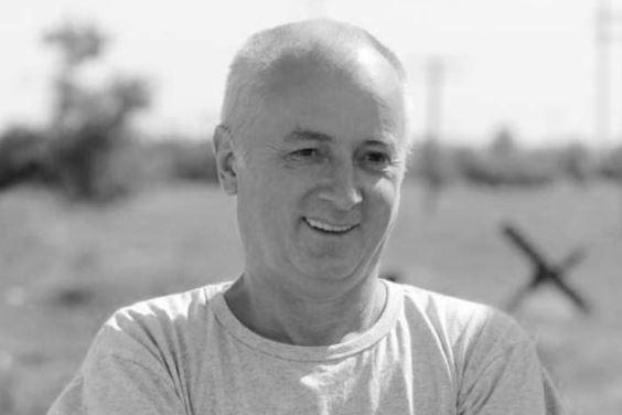 Пішов з життя кореспондент «Укрінформу» Валерій Староселець