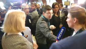 Рада Європи зробила попередження редактору «Європейської правди» через інцидент зі Скабеєвою