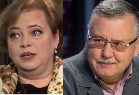 Гриценко розповів, що пропонував Мостовій піти в президенти та очолити її штаб
