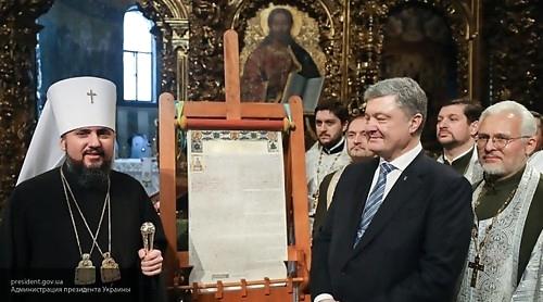 Битва за Томос: как «Страна.ua» освещает церковные события в Украине