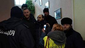 Жуналістка «Чарівне.Online» повідомила про перешкоджання під стінами РДА