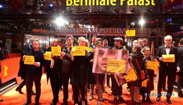 На «Берлінале» закликали звільнити Олега Сенцова