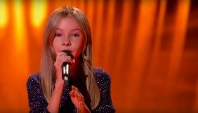 Победительница четвертого сезона проекта «Голос. Діти» довела до слез Дрю Берримор