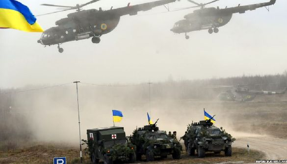 Martial Law Did Not Make Difference For Donbas
