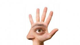 Дуся - говорящий глаз