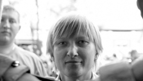 Кто ответит за то, что «беркутовец» ударил фотокора Наталью Кравчук? (ФОТО)