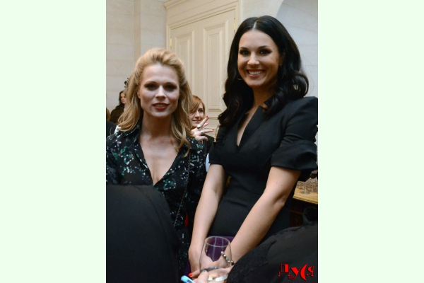 Фреймут, Ефросинина, Жураковская погуляли на вечеринке StarLightMedia (ФОТО)