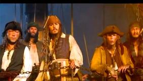 Новые приключения «Пиратов Карибского моря»: «Бороду геть»!  (ВИДЕО)