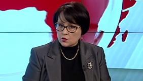Лилия Буджурова  об  обыске  в ATR : «В узких коридорах пробивались через автоматчиков»