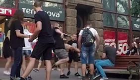 Украинские журналисты проверили, как киевляне реагируют на геев (ВИДЕО)