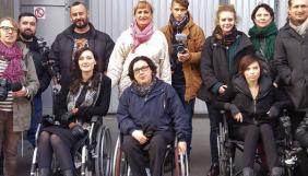 Соломия Витвицкая оказалась в инвалидном кресле