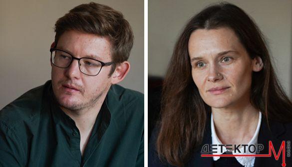Я хочу перебувати там, де відбуваються події, які змінюють історію, –  Анастасія Береза та Веніамін Трубачов