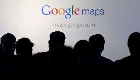 Google назвала «помилкою» те, що не всім росіянам показувала Крим у складі РФ