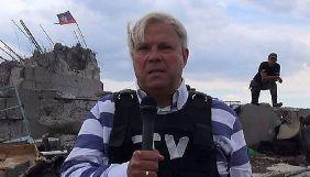 Журналіст Вершютц заявив, що не отримав офіційних документів щодо заборони в'їзду до України