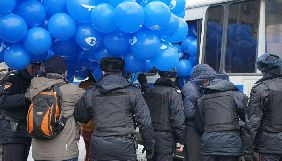 У Москві відбулись затримання на мітингу проти ізоляції російського сегменту інтернету